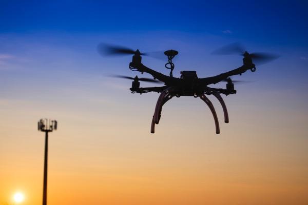 Luftaufnahmen mit Helicopter und Drohnen – die bewegte Kamera