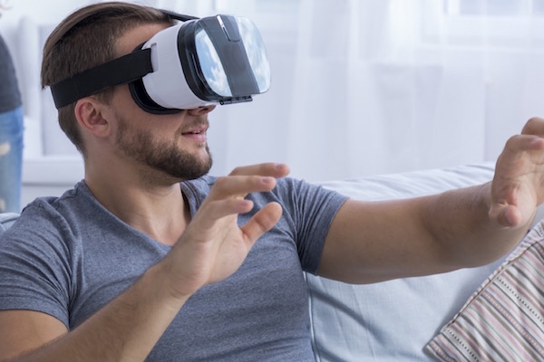 Augmented Reality AR und Virtual Reality VR